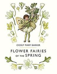 Flower Fairies Of The Spring Hardcover Cicely Mary Barker