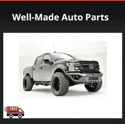 Fab Fours Vengeance Series Bumpers For 18 Ford F-150 - Ff18-d4551-1