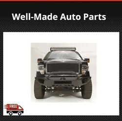Fab Fours Ff09-d1952-1 For Ford F-150 2009-2014 Vengeance Front Bumper
