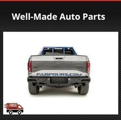 Fab Fours Vengeance Series Rear Bumpers For 17-18 Ford F-150 - Ff17-e4351-1