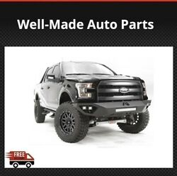 Fab Fours Ff15-d3251-1 For Ford F-150 15-17 Vengeance Series Bumpers
