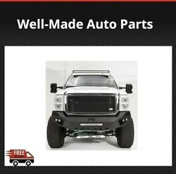 Fab Fours Fs11-v2651-1 For Ford F-250/350 Sd 11-16 Vengeance Front Bumpers