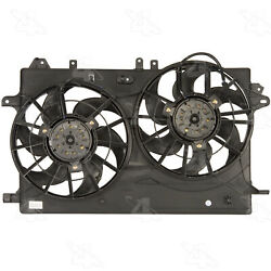 Dual Radiator And Condenser Fan Assembly-rad / Cond Fan Assembly Fits 99-09 9-5