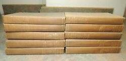 The Complete Works Of James Whitcomb Riley Book Lot Antique Scribner's 1900's