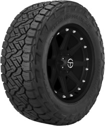 4 Nitto Recon Grappler A/t Tire Lt275/65r20 126/123s 10 Ply 15.9 32nds Tread