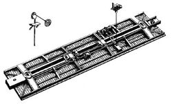 Central Valley Models 1000 40' Freight Car Floors And Frames