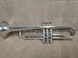 Amazing Condition, Very Early, 1910 Holton Pro Trumpet Must See
