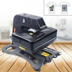 3d Pneumatic Vacuum Sublimation Heat Press Machine With Heating Plate 2000w Usa