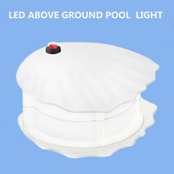 Ip68 Waterproof, Led Pool Light For Above Ground Swimming Pool,color Changing
