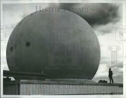 1962 Press Photo Armyand039s Nike-zeus Anti Missile System. - Rrr44053