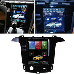 For 2007-2015 Ford S-max Galaxy Stereo Radio 12and039and039 Android 9.0 4+32gb Navigation
