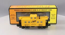 Mth 30-4110c O Texas Special Steel Caboose 850 Ln/box