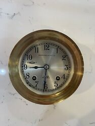 Chelse Clock. Chelsea Ships Bell. Abercrombie And Fitch Co. 1960
