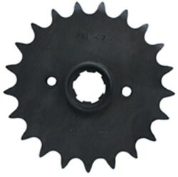 22t Front Transmission Chain Sprocket For 52-79 Harley Sportster 35205-52a 75226