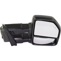Mirror Right Hand Side Heated For F150 Truck Passenger Rh Fl3z17682ah Ford F-150