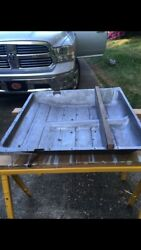 1930/31 Ford Model A Victoria Rear Floor Pan, Vicky