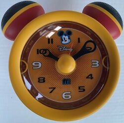 Mickey Mouse 2004 New In Box Official Disney Alarm Clock Radio Highlycollectible