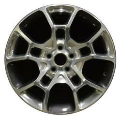 Oem 1 Wheel Rim For Charger Recon Nice 000 Polished