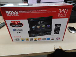 Brand New Sealed Boss Audio - Bv9967b - Touch Screen For Single-din Dvd Player