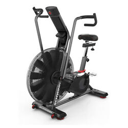 Schwinn Fitness Airdyne Ad7 Home Stationary Upright Cardio Exercise Bike Used