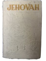 Jehovah J. F. Rutherford 1934