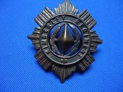 South Africa Army Kimberley Regiment Military 1899 - 1933 Emblem Insignia 55mm