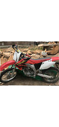 2002 Crf450r Fresh Rebuild With High Compression Third Owner.