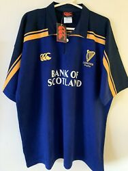 New W Tags Vintage 2xl Canterbury Leinster Ireland Rugby 2003 / 2004 Jersey, Xxl