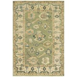 Transitional Area Rugs 100 Nz Wool Hand Knotted Low Pile For Home Decor
