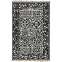 Panel Area Rugs 100 Wool Hand Knotted Low Pile For Home Decor