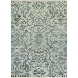 Ikat Area Rugs 100 Nz Wool Hand Knotted Low Pile For Home Decor