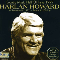 Howard,harlan-country Music Hall Of Fame 1997 Cd New