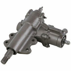 For Nissan Hardbody Pickup Truck And Pathfinder 2wd Rwd Power Steering Gearbox