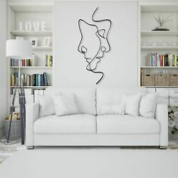 Metal Wall Art Line Wall Art Metal Wall Art Interior Decoration Wall Hangings