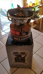 Coleman Exponent model 442 Stove NOS UNFIRED Rare Find $149.95