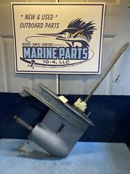 Ip7781 Yamaha Marine 90hp Gear Case Assy 2 Stroke Lower Unit See Notes