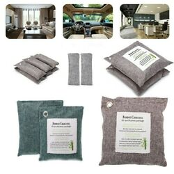 Activated Bamboo Charcoal Deodorizer Natural Air Purifier Bag Absorbable Hot New