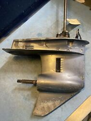 Ip7797 Yamaha 3cyl 40hp 2 Stroke Outboard Lower Unit Gear Case 40sk 15 C Note