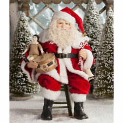 Bethany Lowe Christmas A Visit From Santa Td7666