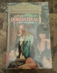 Elvira The Picture Of Dorian Gray Thriller Video Factory Sealed Beta