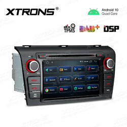 7 Android 10.0 4-core Car Stereo Radio Gps Dvd Player Dsp For Mazda 3 2004-2009