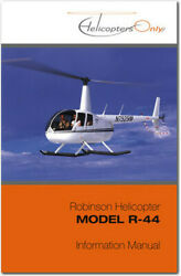 Robinson R44 Helicopter Pilots Information Manual