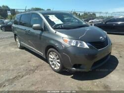Automatic Transmission 6 Cylinder Awd Fits 11-14 Sienna 1746863-1