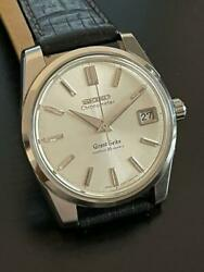 Seiko Grand Seiko Chronometer 35 Jewels Great Condition Free Shipping From Japan
