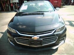 Front Clip Adaptive Cruise Without Park Assist Fits 16-18 Malibu 1167943