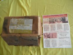 Nos 1951 1952 1953 1955 Ford Nos Tire Chains Rare Accessory Pickup F-100