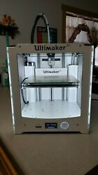 Newly Upgraded Ultimaker 2+ 3d Printer With Magnetic Build Plateandnbsp
