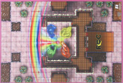 Heroclix Roc 2018 Premium Map The 4 Points Gaming Club's Best Friends New