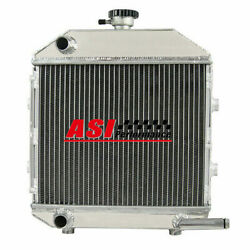 3 Row Aluminum Radiator For Ford New Holland 1300 Tractor Sba310100211