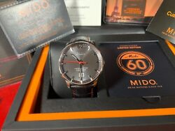 Mido Commander Big Date 60th Anniversary Limited Edition M021626160 Men's Watch